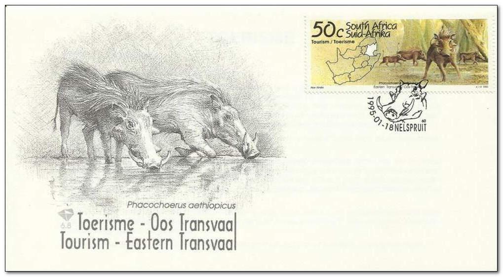 (原创)看邮票识南非:方寸天地九省游 - 六一儿童 - 译海拾蚌