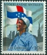 Netherlands Antilles 1960 Labour Day a.jpg