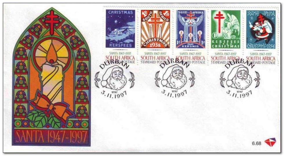 (原创)南非邮票欣赏3:圣诞节50周年??? - 六一儿童 - 译海拾蚌