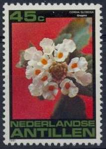 Netherlands Antilles 1981 Flowers a.jpg