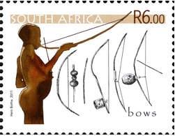 (原创)看邮票识南非27:黑人传统乐器 - 六一儿童 - 译海拾蚌