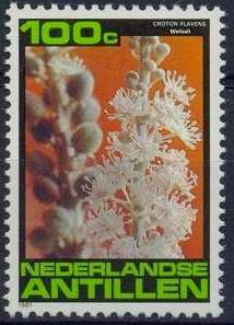 Netherlands Antilles 1981 Flowers c.jpg