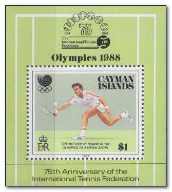Cayman Islands 1988 Olympic Games fdc.jpg