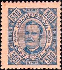 Angola 1894 Definitives - King Carlos I 300r.jpg