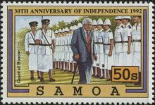 Samoa 1992 Independence, 30th Anniversary a.jpg