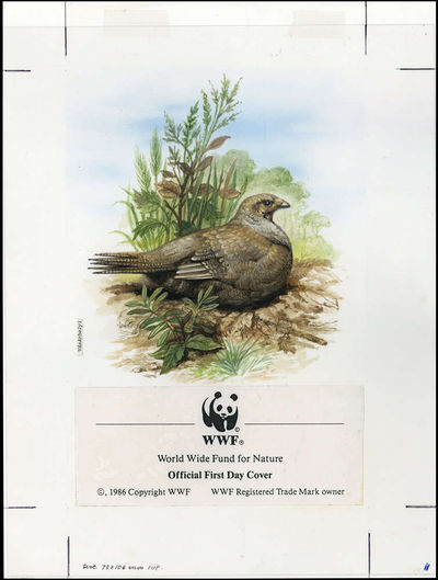 Azerbaijan 1994 The Caucasian Black Grouse a2.jpg