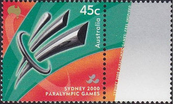 Australia 2000 Paralympic Games - 2nd issue b.jpg