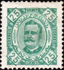 Angola 1894 Definitives - King Carlos I 25r.jpg