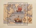 Iceland 1992 Europa - Discovery of America Anniversary ms .jpg
