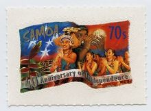 Samoa 2002 40th Anniv of Independence b.jpg