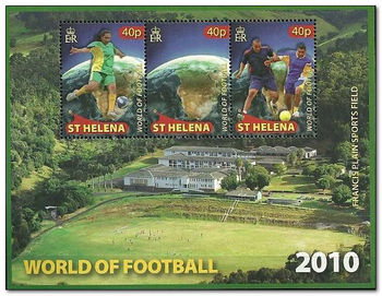St Helena 2010 Football World Cup - South Africa ms.jpg