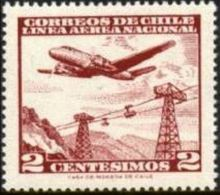 Chile 1960 Airmail - Aircrafts 2c.jpg