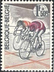 Belgium 1963 Belgian Cycling Team's 1F+50c.jpg