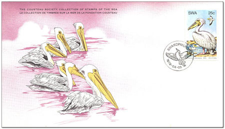 South West Africa 1979 Water Birds 2fdc.jpg
