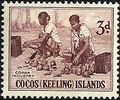 Cocos (Keeling) Islands 1963 Definitives a.jpg