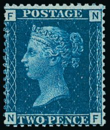 GB 1869 2d Blue Plate 15 Thin lines NF.jpg