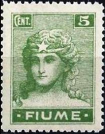 Fiume 1919 Definitives - Allegories c.jpg