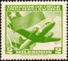 Chile 1960 Airmail - Aircrafts 2m.jpg