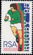 (原创)看邮票识南非33:勇夺95年橄榄球世界杯冠军 - 六一儿童 - 译海拾蚌