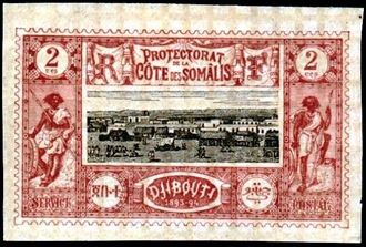 Djibouti 1894-1902 Definitives - View of the City b.jpg