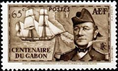 French Equatorial Africa 1938 Founding of Gabon Colony - Centenary a.jpg