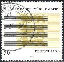 Germany-Unified 2002 Baden-Wuerttemberg, 50th Anniversary 56.jpg