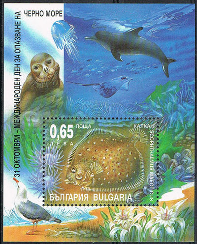 Bulgaria 2001 International Day of Black Sea Protection MS.jpg