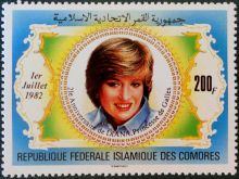 Comoro Islands 1982 Birthday of Diana Princess of Wales a.jpg