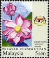 Wilayah Persekutuan 2007 Flowers and Arms a.jpg