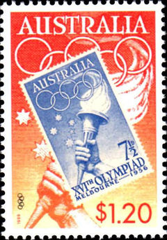 Australia 1999 Olympic Torch Commemoration a.jpg