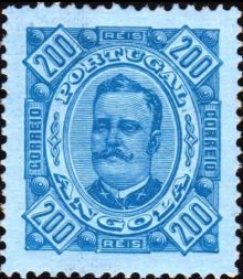 Angola 1894 Definitives - King Carlos I 200r.jpg