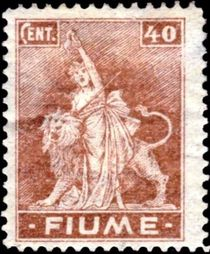 Fiume 1919 Definitives - Allegories h.jpg