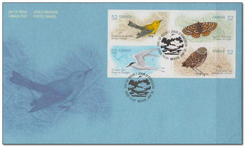 Canada 2008 Endangered Species fdc.jpg