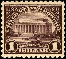 United States of America 1922 - 1926 Famous People and Sceneries 1$.jpg