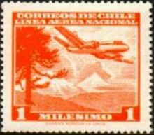 Chile 1960 Airmail - Aircrafts 1m.jpg