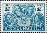 Belgian Congo 1935 Independant State, 50th Anniversary e.jpg