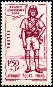 French Equatorial Africa 1940 Colonial Army Uniforms b.jpg