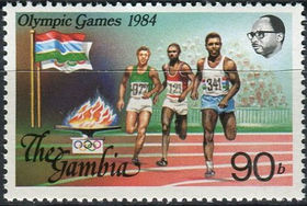 Gambia 1984 Summer Olympic Games 2 c.jpg