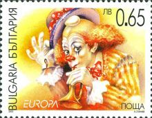 Bulgaria 2002 Europe Series - The Art of Circus 0Lv65.jpg