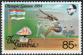 Gambia 1984 Summer Olympic Games 2 b.jpg