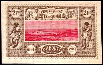 Djibouti 1894-1902 Definitives - View of the City m.jpg