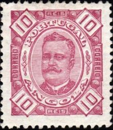 Angola 1894 Definitives - King Carlos I 10r.jpg