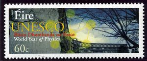 Ireland 2005 UNESCO Year of Physics 60c.jpg
