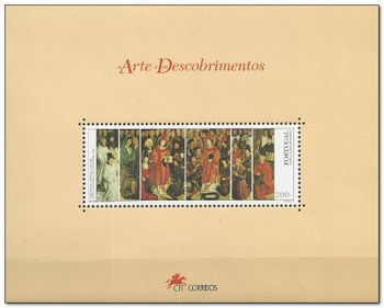 Portugal 1995 Art of the Period of Discoveries ms.jpg