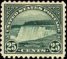 United States of America 1922 - 1926 Famous People and Sceneries 25c.jpg