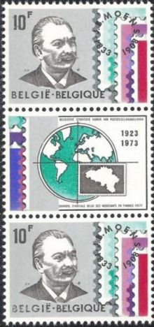 Belgium 1973 Belgian Stamp Dealers Association V3.jpg