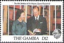 Gambia 1991 QEII 65th Birthday d.jpg