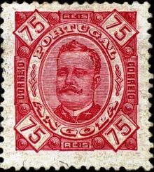 Angola 1894 Definitives - King Carlos I 75r.jpg