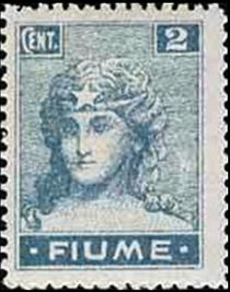 Fiume 1919 Definitives - Allegories a.jpg