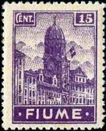 Fiume 1919 Definitives - Allegories e.jpg